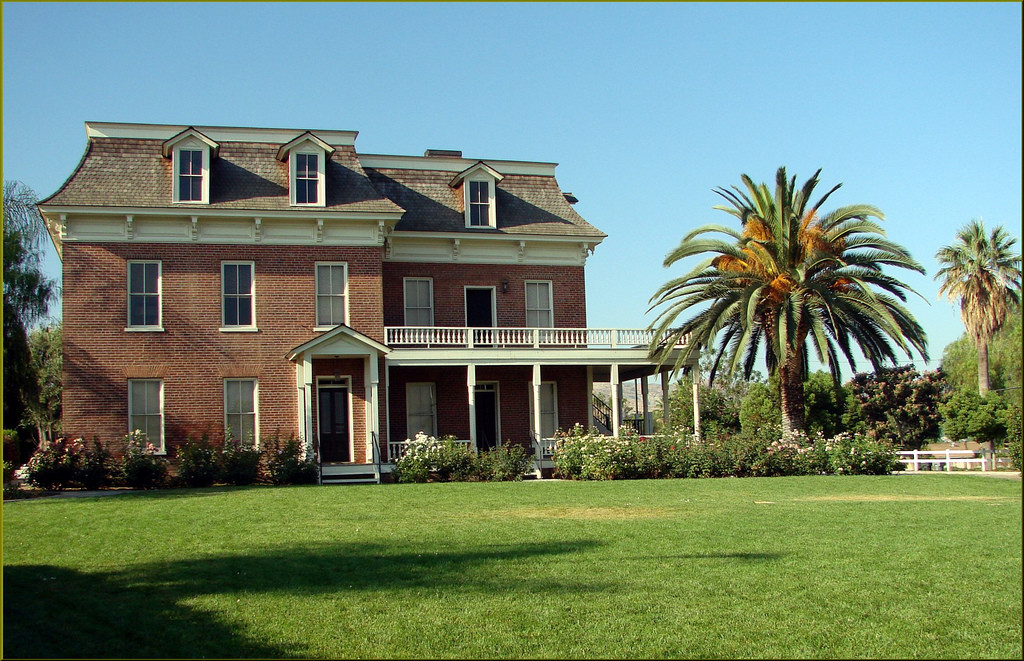 Barton Mansion oggi
