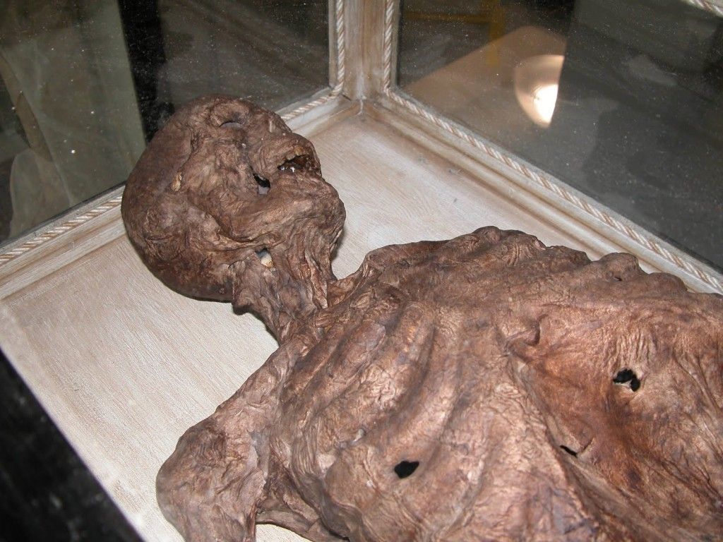 verzeni mummia