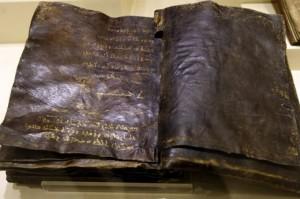 bibbia 1500 anni fa