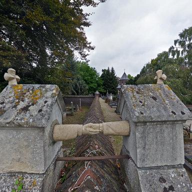 la tomba degli innamorati