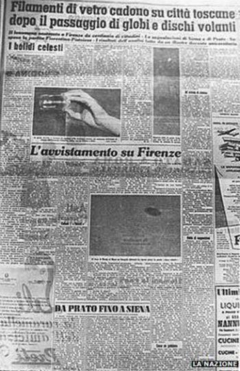 ufo fiorentina pistoiese 1954 3