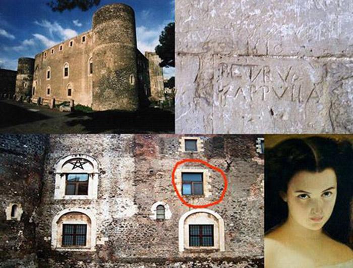 I fantasmi di Castello Ursino